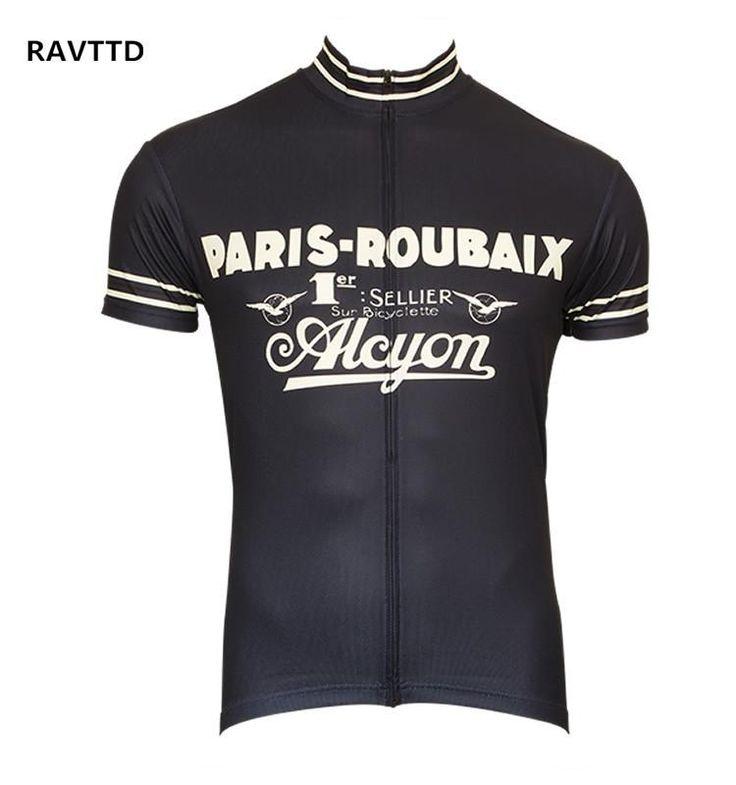 Paris to Roubaix Cycling Jersey