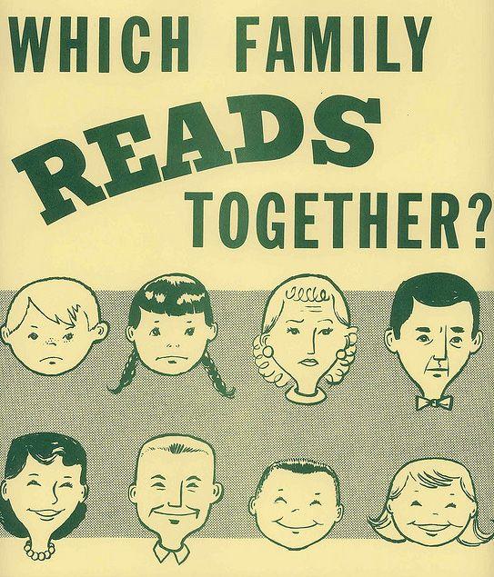 Vintage Advertenties voor Lezen, Boeken en Bibliotheken