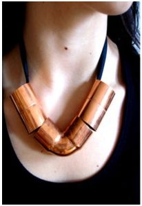 How to Make Copper Tube Jewelry Tutorials - The Beading Gem's Journal