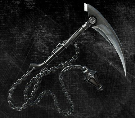 Badass Character weapon for FMP: