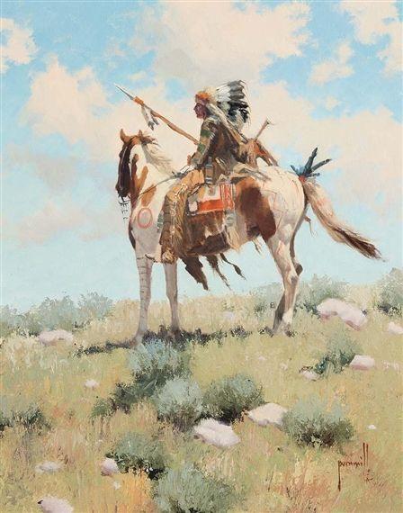 Robert Pummill, Wyoming Wind