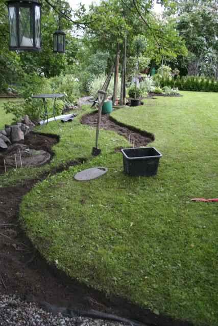 How To Create A Garden Walkway   Via Garden Flow: White Border