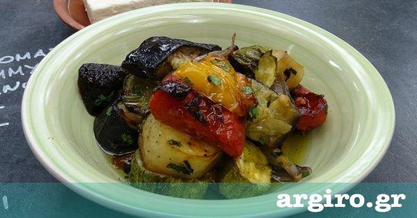 Μπριάμ από την Αργυρώ Μπαρμπαρίγου | Εύκολο, γρήγορο, με όλη τη νοστιμιά των λαχανικών και μυρωδικών. Απολαύστε το στο καθημερινό οικογενειακό τραπέζι