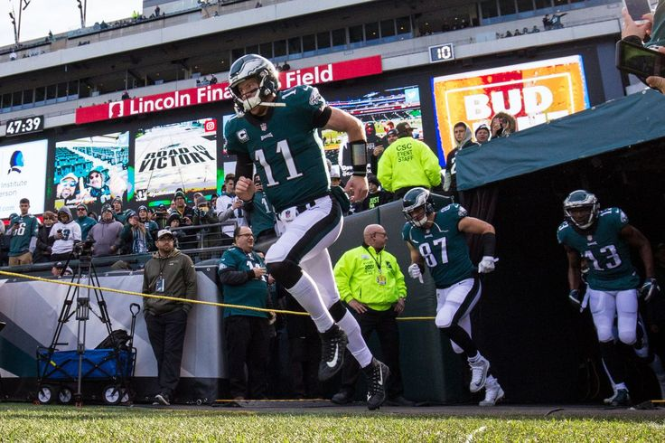 Eagles vs. Seahawks 2017 live results: Score updates and highlights from 'Sunday Night Football'
