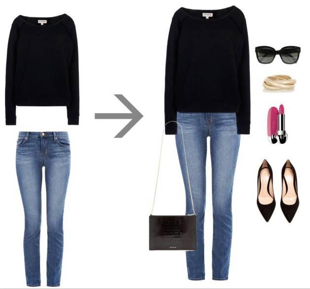 Quick tips: come vestire la Donna Pigra - Consigli x principianti