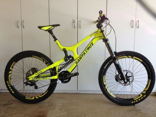 139 best mountain bikes images on pinterest bicycling bicycle and santa cruz v10 downhill altavistaventures Image collections
