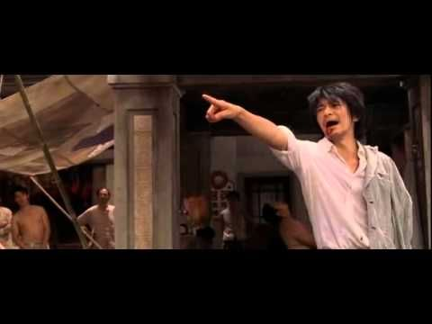 Kung Fu Hustle: A Spoof of Eastern and Western Cultures