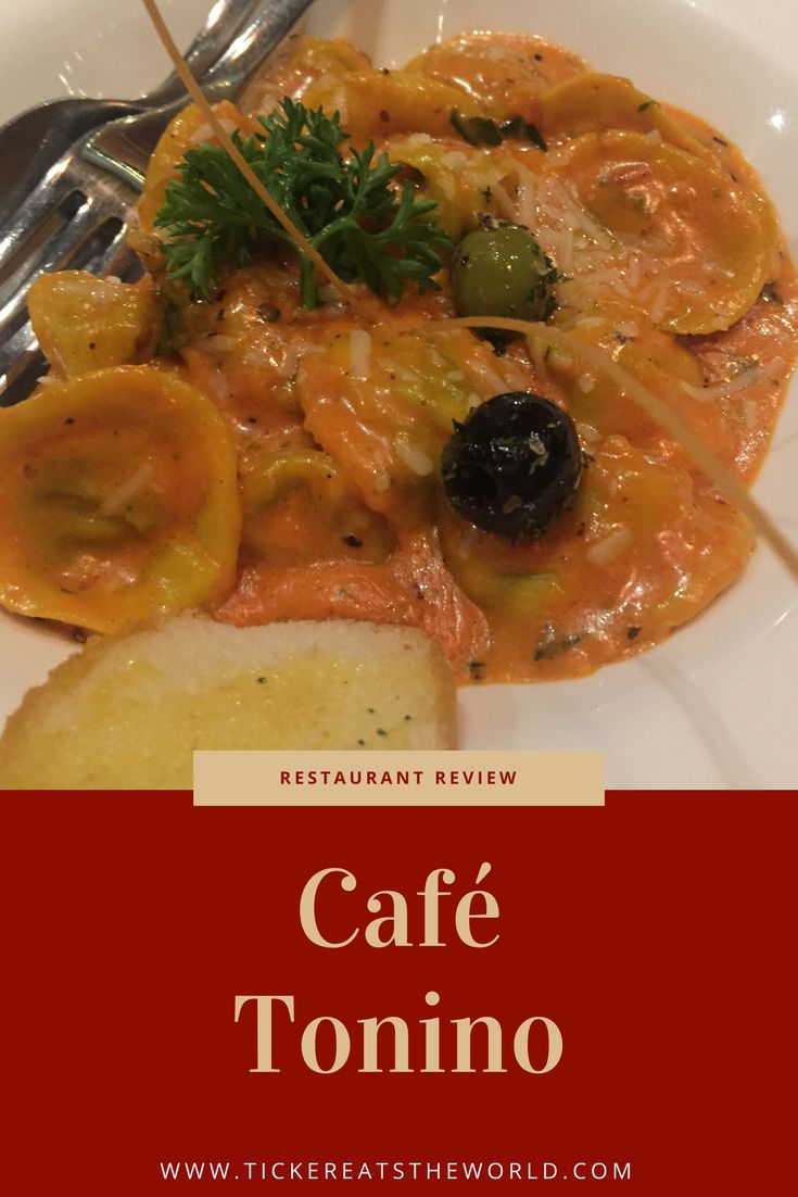 Cafe Tonino, Gurgaon