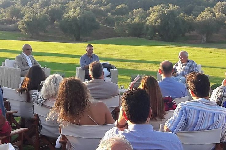 Costa Navarino Hosts 'Democracy and Film' Weekend by The New York Times.