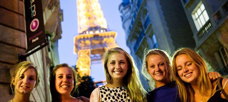 ECI Summer Abroad in Nice, Paris