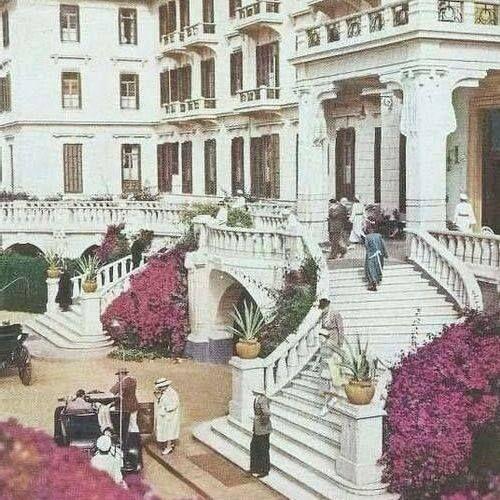 Winter Palace  Hotel, Luxor, Egypt