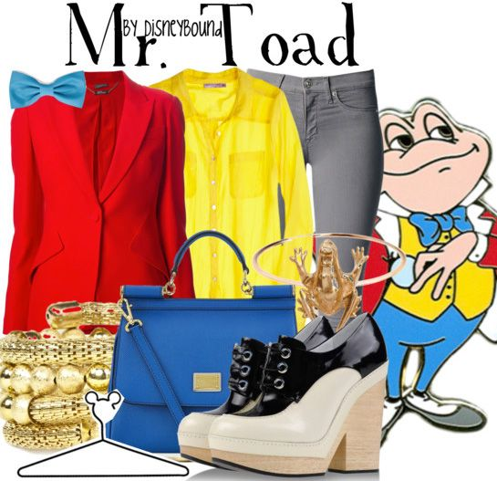 mr toad song