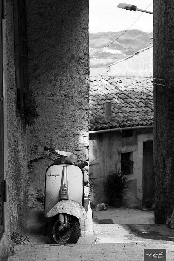 Vespa 50 Special by Angel Guirado on 500px
