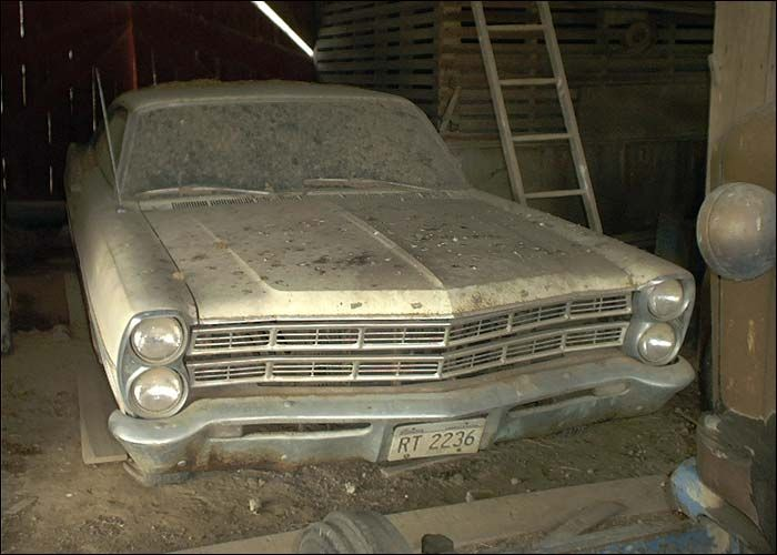 Real Barn Finds Pics