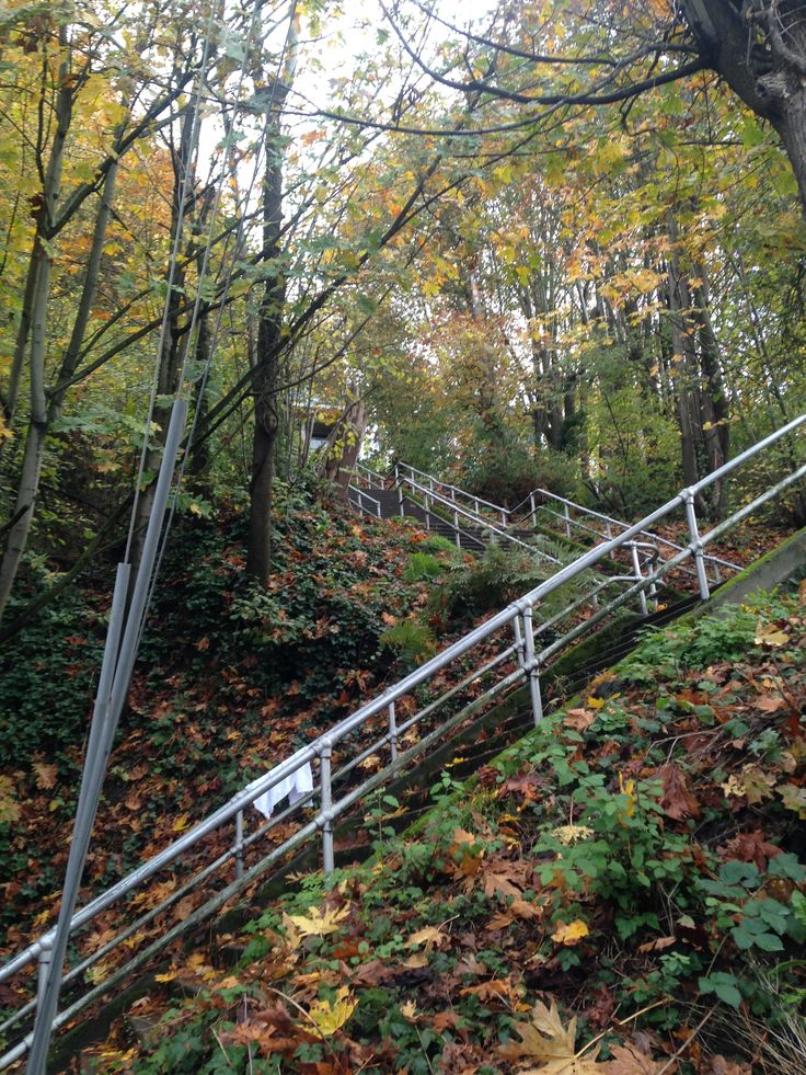 Top 10 Stairs In Seattle: #1