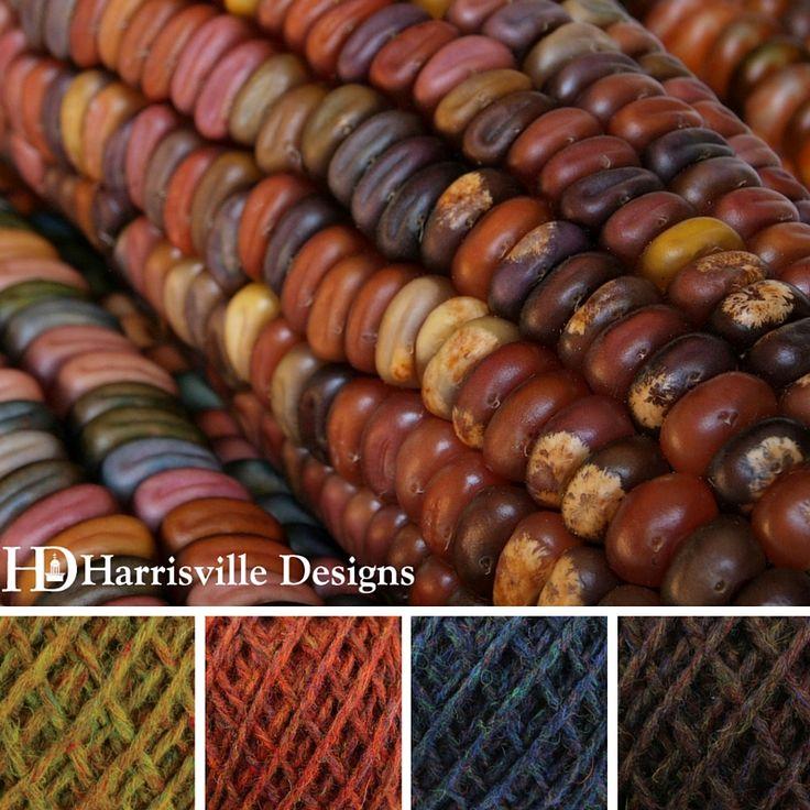 25+ bu00e4sta Yarn Color Combinations idu00e9erna pu00e5 Pinterest : Fu00e4rginspiration, Virkade filtar och ...