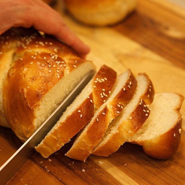 Brioche de Naranja.   #bread #pan #brioche #panes #homemade