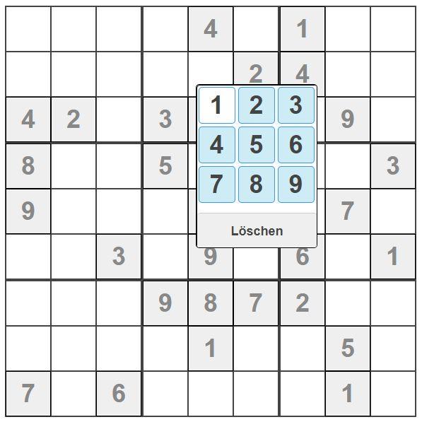 Sudoku Des Tages
