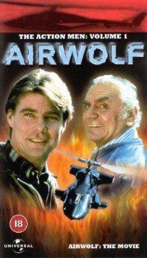 Airwolf (1984) Poster