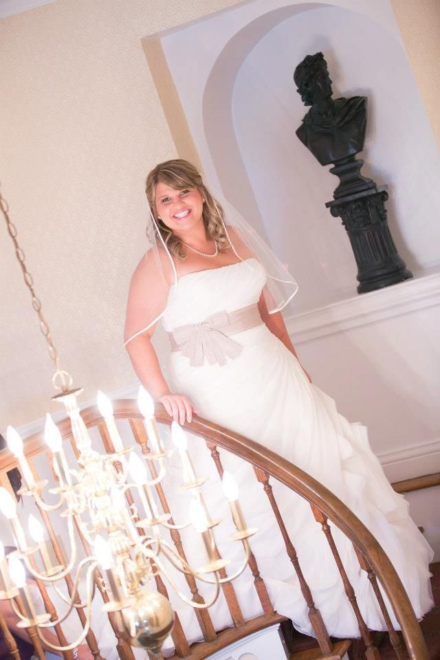 Plus Size Wedding Dresses Va : Best images about our beautiful brides on