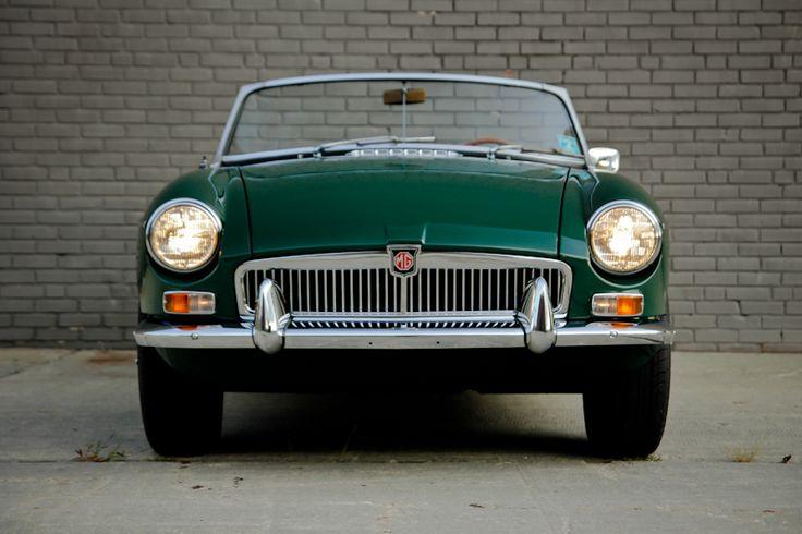 MGB Roadster 1969