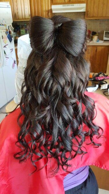 Cute Sweet 16 Hairstyle
