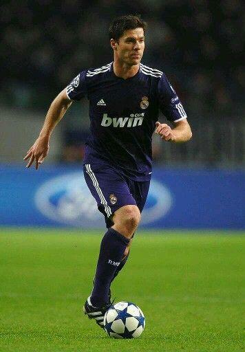 Spain football stars   Xabi Alonso