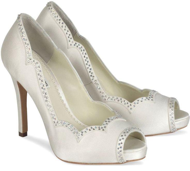 Wedding Shoes created by Benjamin Adams 1