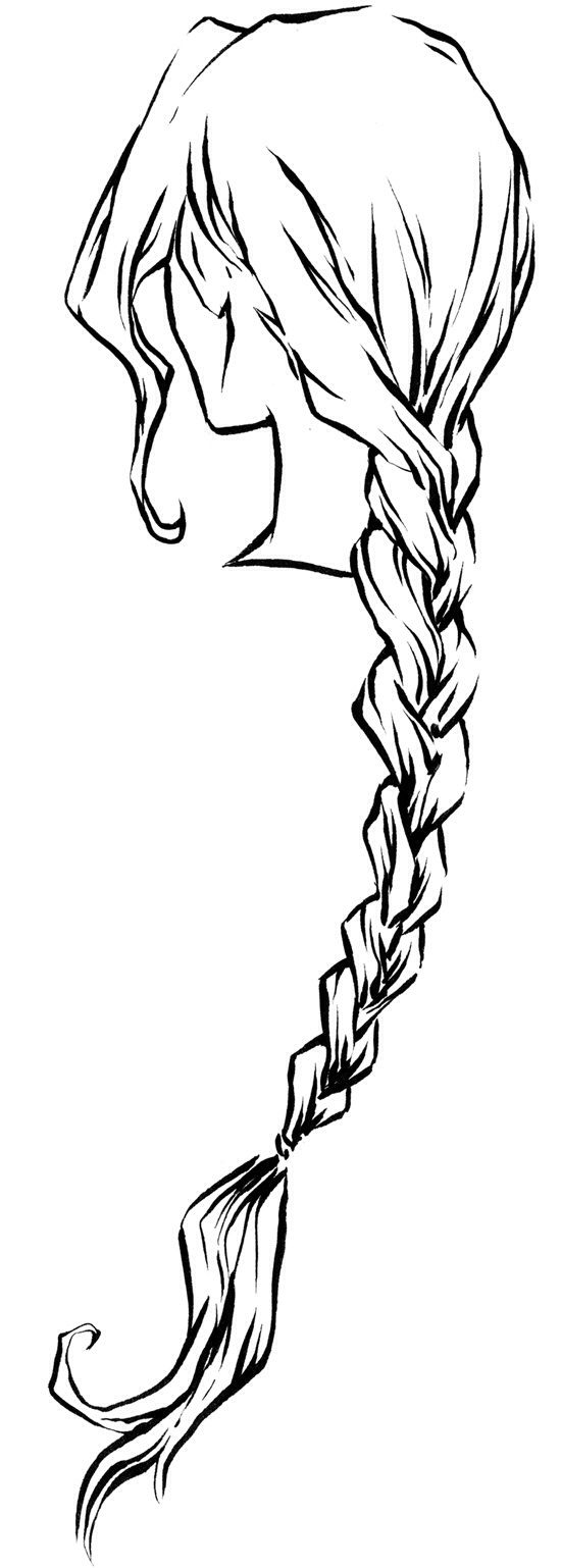 this braid reminds me Edo
