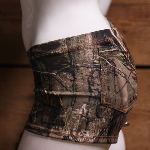CAMO SHORTS - REALTREE