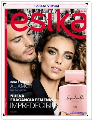 c7260504eb Esika Catálogo San Valentin Campaña 3 2019 | Catalogos Cyzone Esika ...