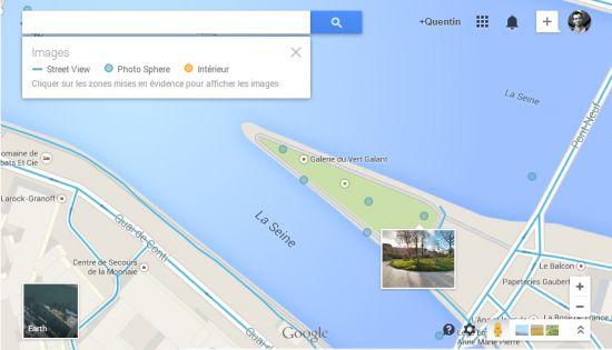 Faites visiter votre territoire aux internautes grâce aux photosphères Google