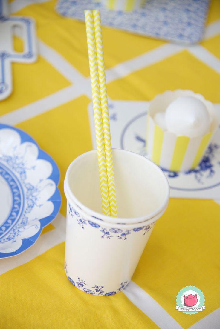 Blue Porcelain party collection https://www.happyteapot.gr/el/blue-porcelain
