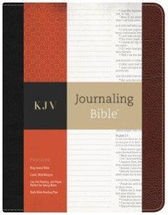 KJV Journaling Bible – Kristin Schmucker