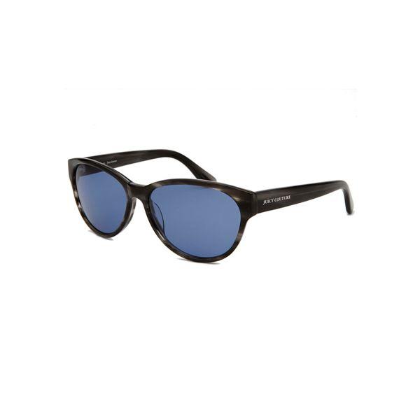 Women's Wayfarer Gray Sunglasses - Juicy Couture Watch