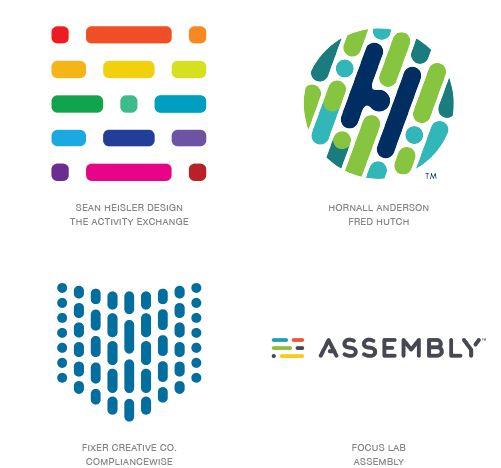 As 15 principais tendências no design de logos em 2015 - um relatório completo