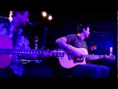 Breaking Benjamin - Breath (acoustic LIVE) I think I would marry this guy--with the condition that he sing to me every night.