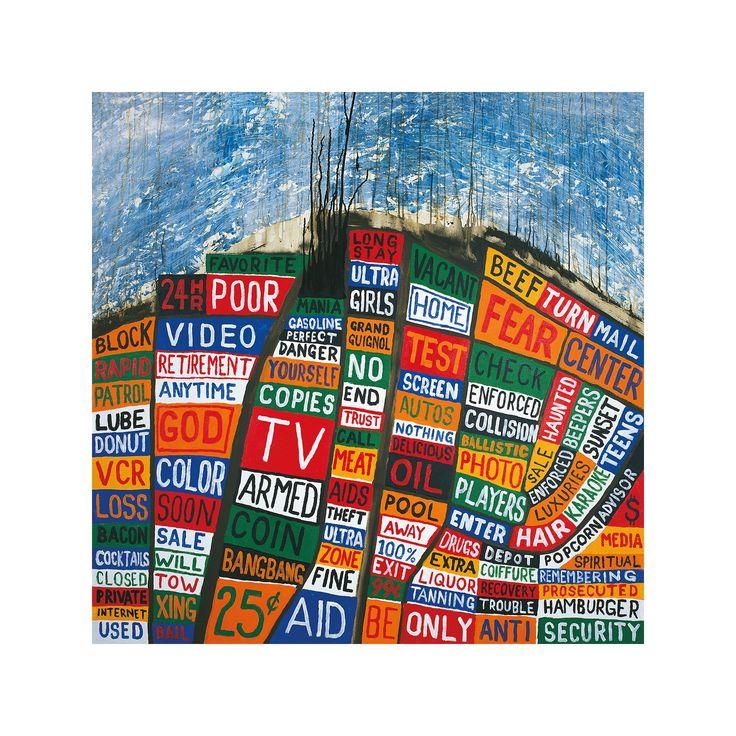 Radiohead - Hail to the thief (Vinyl)