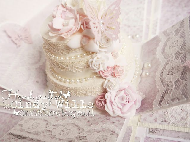 Cin's creations: Wedding themed Exploding Box