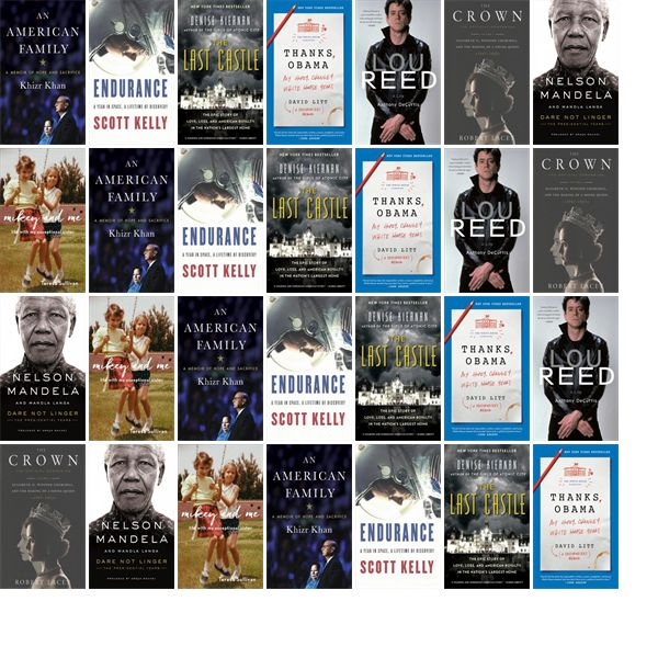 """Wednesday, October 25, 2017: The East Longmeadow Public Library has four new bestsellers and four other new books in the Biographies & Memoirs section.   The new titles this week include """"An American Family: A Memoir of Hope and Sacrifice,"""" """"Endurance: My Year in Space, A Lifetime of Discovery,"""" and """"The Last Castle: The Epic Story of Love, Loss, and American Royalty in the Nation's Largest Home."""""""
