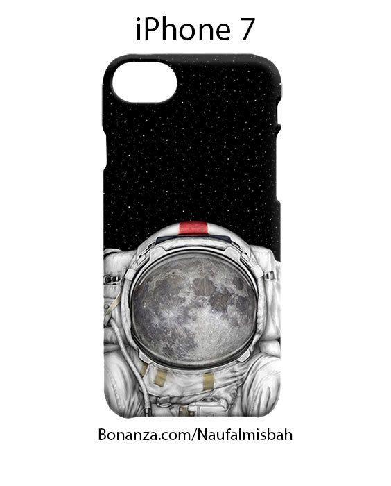 Astronaut iPhone 7 Case Cover Wrap Around