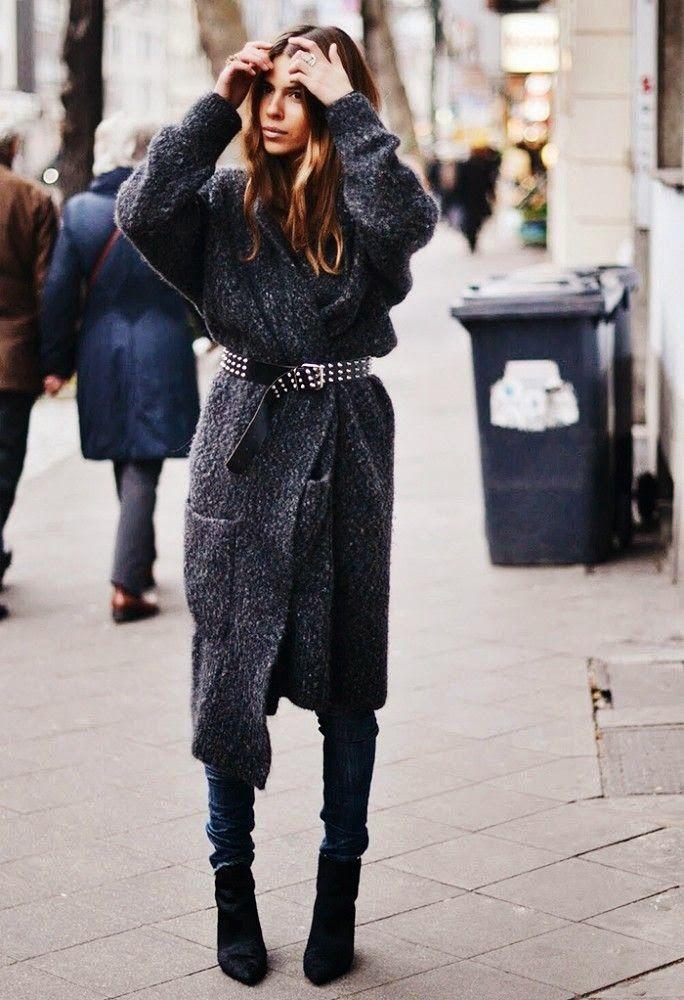 Top 5 Winter street styles