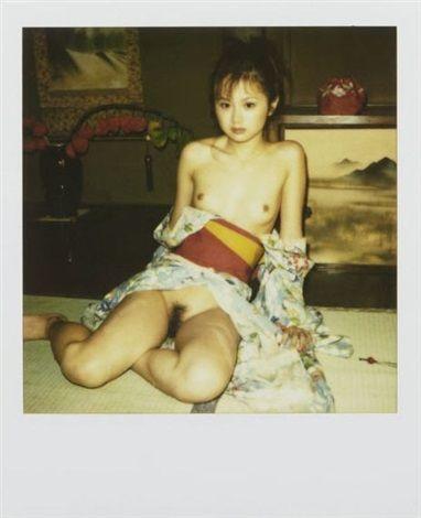 Polaroid by Nobuyoshi Araki