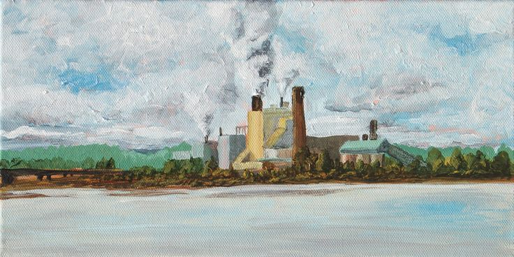 Simpson Tacoma Kraft Paper Mill