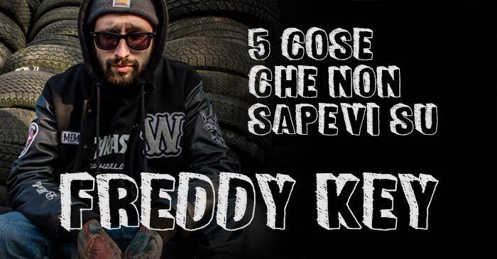 5 cose che non sapevi su Freddy Key