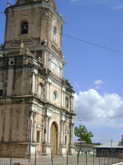 Chuch of Nandaime, Granada, Nicaragua... More info at: http://en.wikipedia.org/wiki/Nandaime