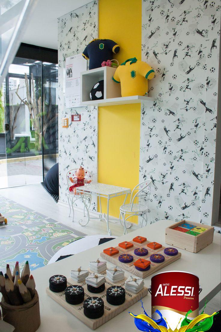 15 melhores imagens de ambientes casa cor 2013 no for Alessi casa