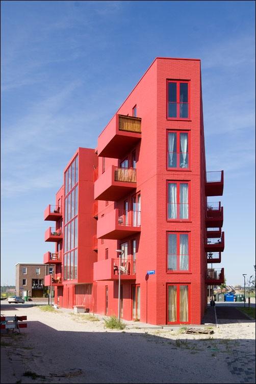 Almere Poort, The Netherlands