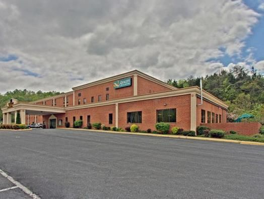 Quality Inn Suites Lexington Virginia The Hotel Is Less Than Five Miles From Military Insute Vmi