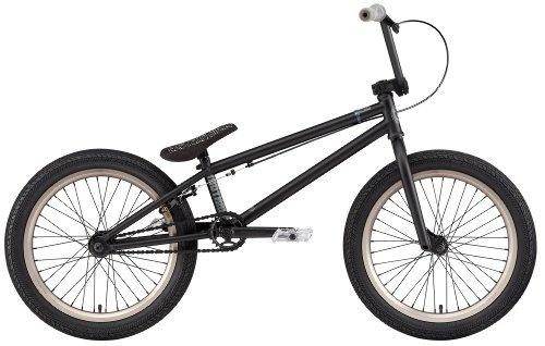 Eastern Bikes Mothra Bike (Matte Black, 20-Inch BMX) by Eastern Bikes @ BicycleBMX.com